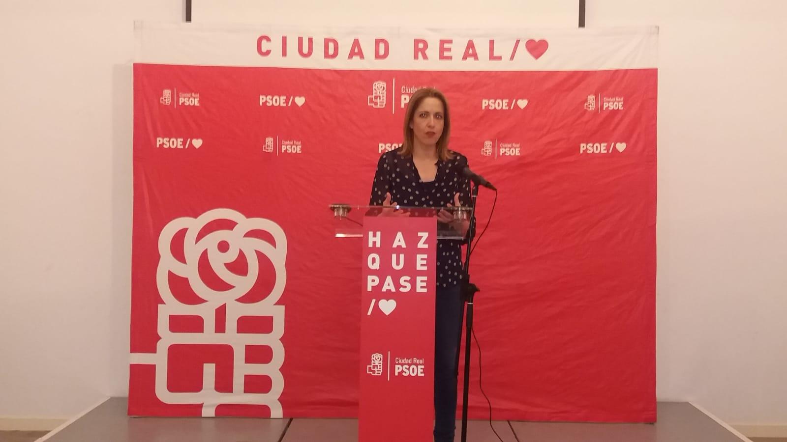 Maestre recuerda que todas las leyes igualitarias del PSOE han sido frenadas por el Partido Popular