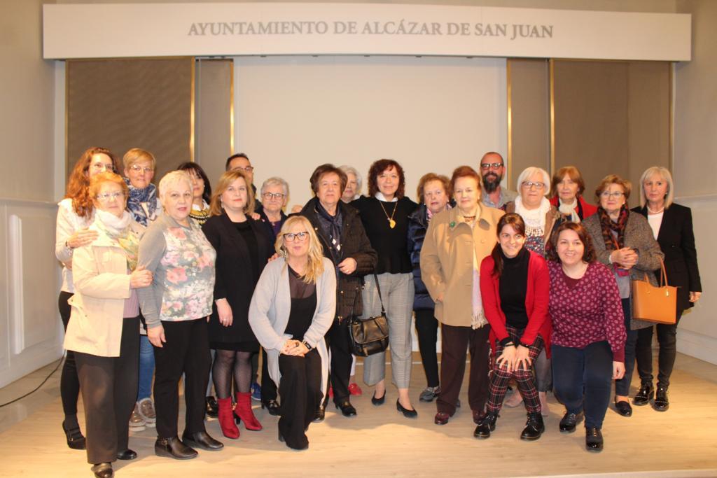 En el acto institucional del Día de la Mujer