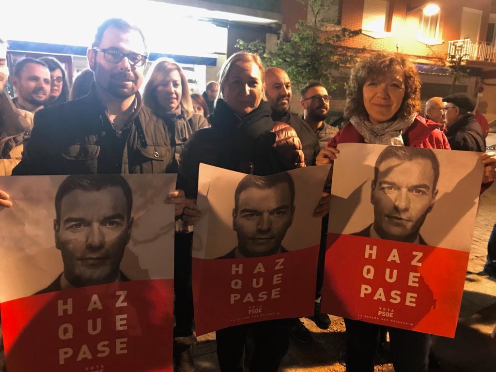 """EL PSOE DE ALCÁZAR COMIENZA LA CAMPAÑA ELECTORAL APELANDO AL VOTO ÚTIL """"PARA PARAR A LA ULTRADERECHA"""""""