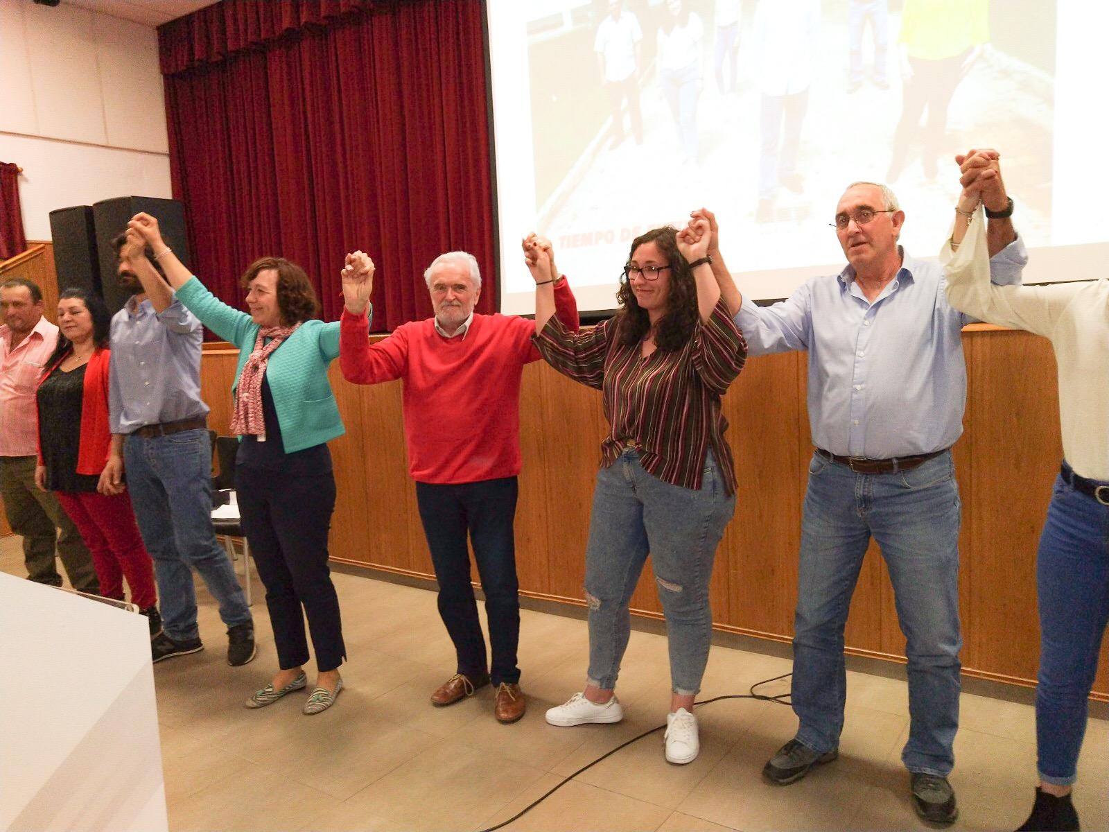 El PSOE de Cinco Casas presenta candidatura