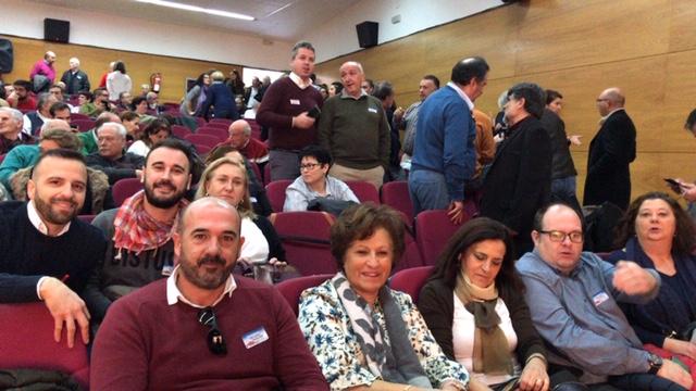 Participación el Foro Social de Toledo