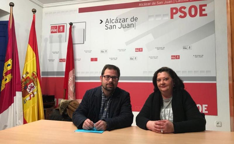 El PSOE alcazareño apoya los paros convocados por UGT y CCOO para el 8 de marzo